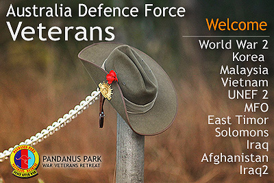 ADF Veterans Welcome